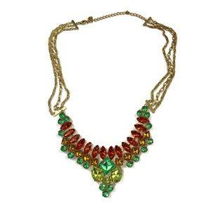 🌈4/$15 statement necklace
